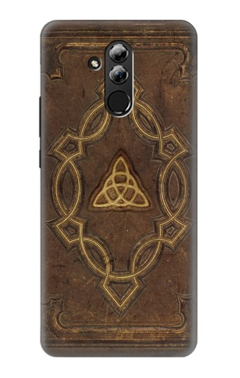 Printed Spell Book Cover Huawei Mate 20 lite Case