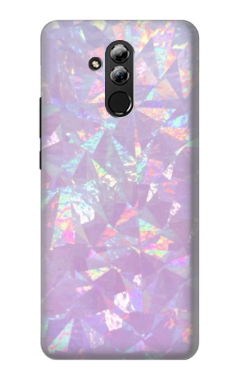 Printed Iridescent Holographic Photo Printed Huawei Mate 20 lite Case