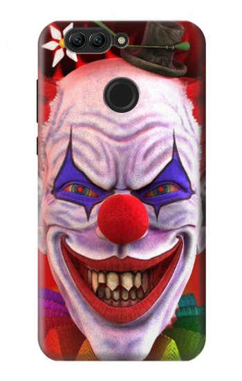 Printed Evil Clown Huawei nova 2 plus Case