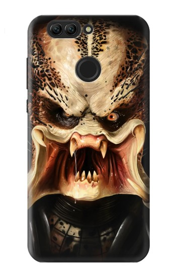 Printed Predator Face Huawei nova 2 plus Case