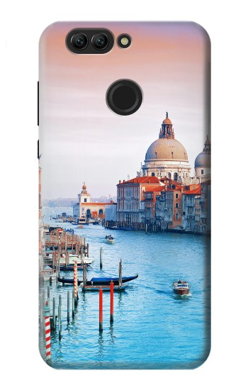 Printed Beauty of Venice Italy Huawei nova 2 plus Case