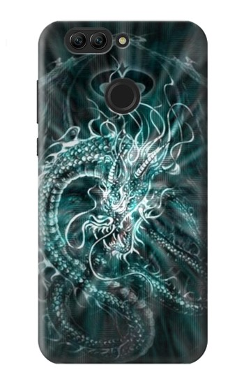 Printed Digital Chinese Dragon Huawei nova 2 plus Case