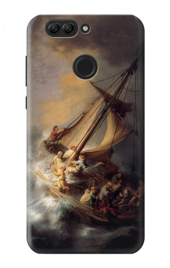 Printed Rembrandt Christ in The Storm Huawei nova 2 plus Case