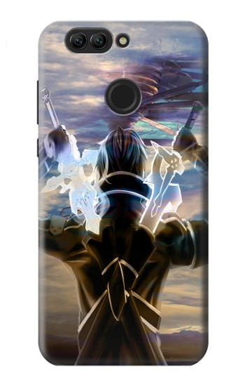 Printed Sword Art Online Kirito Huawei nova 2 plus Case