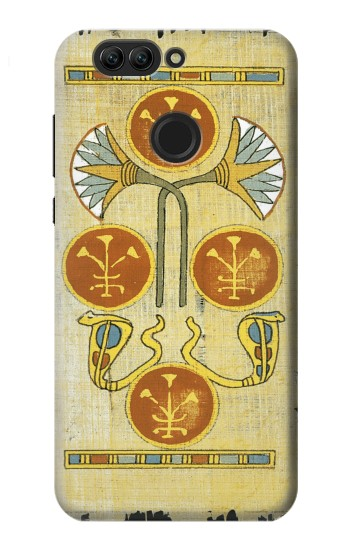 Printed Ancient Egypt Papyrus Tarot Huawei nova 2 plus Case