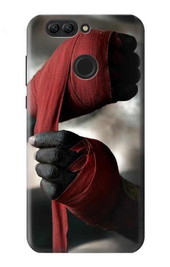 Printed Boxing Fighter Huawei nova 2 plus Case