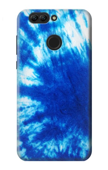 Printed Tie Dye Blue Huawei nova 2 plus Case