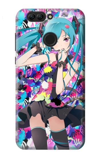 Printed Vocaloid Hatsune Miku Tell Your World Huawei nova 2 plus Case
