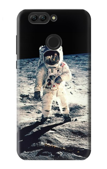 Printed Neil Armstrong First Man on The Moon Huawei nova 2 plus Case