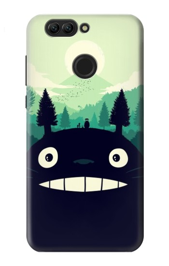 Printed My Neighbor Totoro Huawei nova 2 plus Case