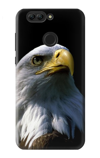 Printed Bald Eagle Huawei nova 2 plus Case