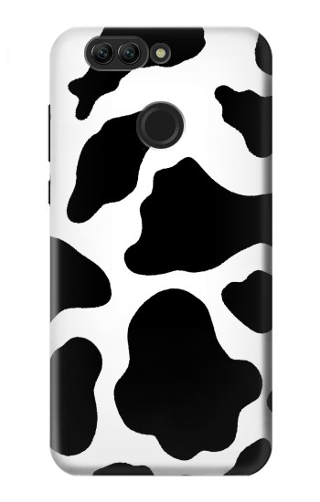 Printed Seamless Cow Pattern Huawei nova 2 plus Case