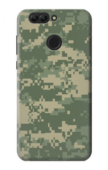 Printed Digital Camo Camouflage Graphic Printed Huawei nova 2 plus Case