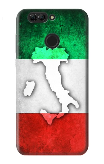 Printed Italy Flag Huawei nova 2 plus Case