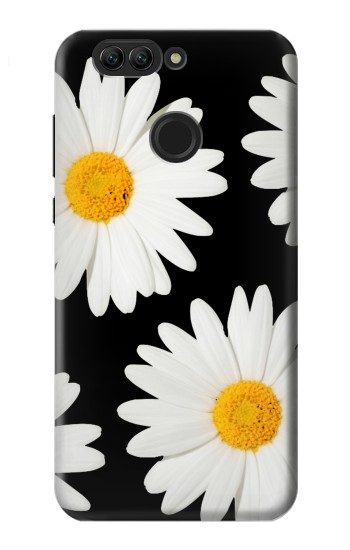 Printed Daisy flower Huawei nova 2 plus Case