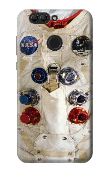 Printed Neil Armstrong White Astronaut Spacesuit Huawei nova 2 plus Case