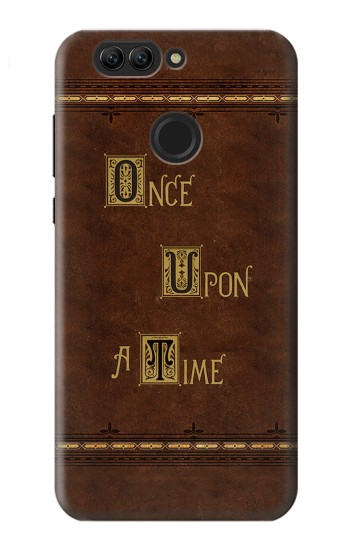 Printed Once Upon A Time Book Huawei nova 2 plus Case