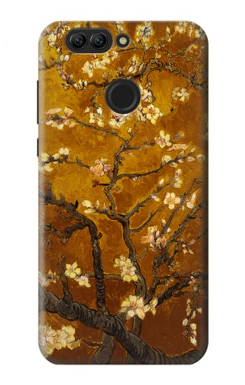 Printed Yellow Blossoming Almond Tree Van Gogh Huawei nova 2 plus Case