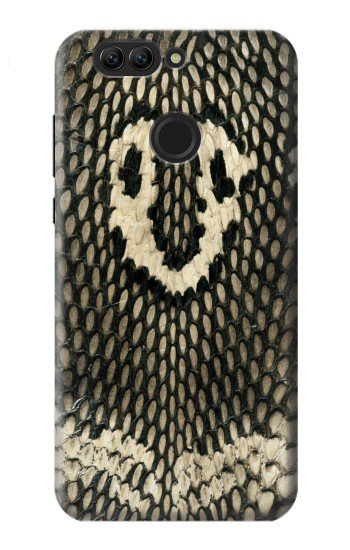 Printed King Cobra Snake Skin Huawei nova 2 plus Case