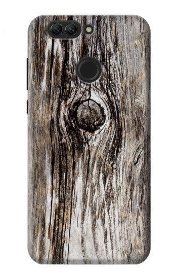 Printed Old Wood Bark Printed Huawei nova 2 plus Case