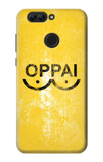 Printed Oppai One-Punch Man Symbol Huawei nova 2 plus Case
