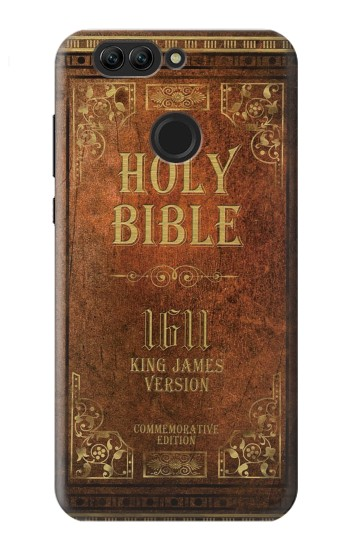 Printed Holy Bible 1611 King James Version Huawei nova 2 plus Case