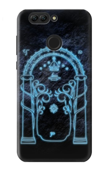 Printed Lord of The Rings Mines of Moria Gate Huawei nova 2 plus Case