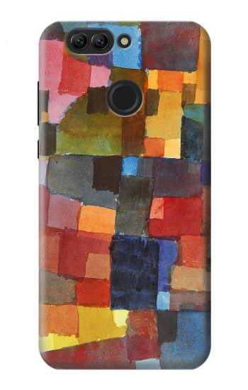 Printed Paul Klee Raumarchitekturen Huawei nova 2 plus Case