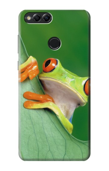 Printed Little Frog Huawei Honor 7X Case
