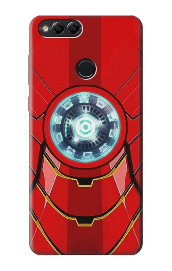Printed Ironman Armor Arc Reactor Graphic Printed Huawei Honor 7X Case