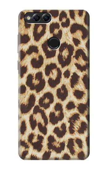 Printed Leopard Pattern Graphic Printed Huawei Honor 7X Case