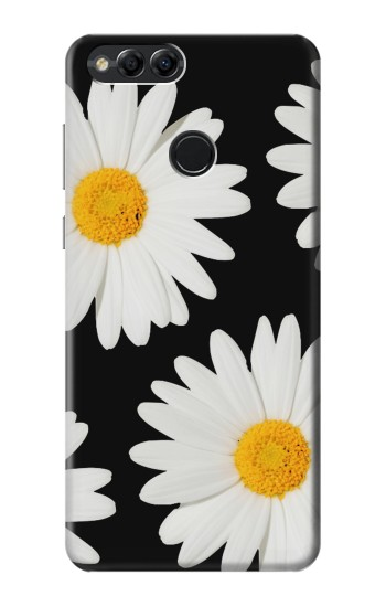 Printed Daisy flower Huawei Honor 7X Case