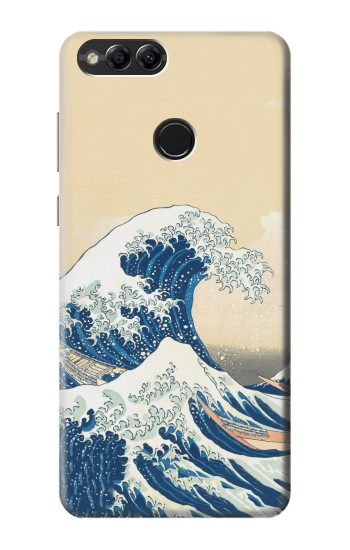 Printed Under the Wave off Kanagawa Huawei Honor 7X Case