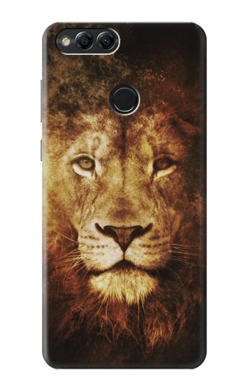 Printed Lion Huawei Honor 7X Case