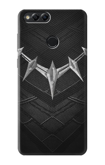 Printed Black Panther Inspired Costume Necklace Huawei Honor 7X Case
