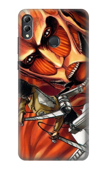 Printed Attack on Titan Huawei Honor 8X Max Case