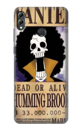 Printed One Piece Humming Brook Wanted Poster Huawei Honor 8X Max Case