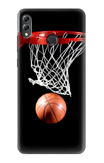 Printed Basketball Huawei Honor 8X Max Case