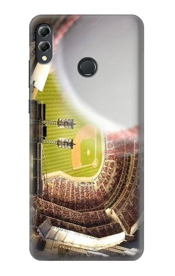 Printed Baseball Home Run Huawei Honor 8X Max Case