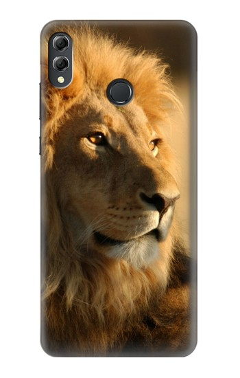 Printed Lion King of Forest Huawei Honor 8X Max Case
