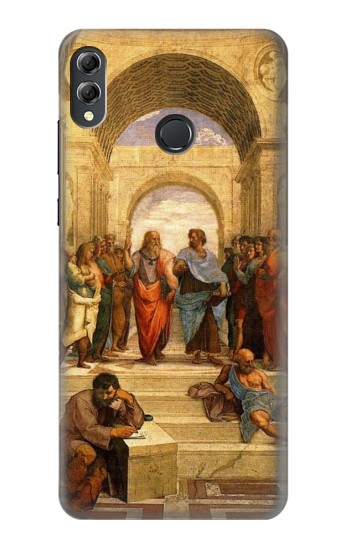 Printed Raphael School of Athens Huawei Honor 8X Max Case