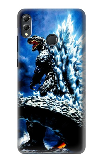 Printed Godzilla Giant Monster Huawei Honor 8X Max Case