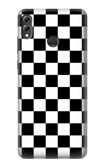 Printed Checkerboard Chess Board Huawei Honor 8X Max Case