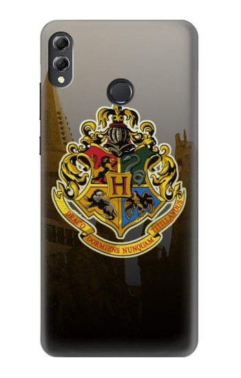 Printed Hogwarts School of Witchcraft and Wizardry Huawei Honor 8X Max Case