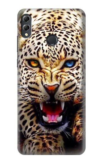 Printed Blue Eyed Leopard Huawei Honor 8X Max Case
