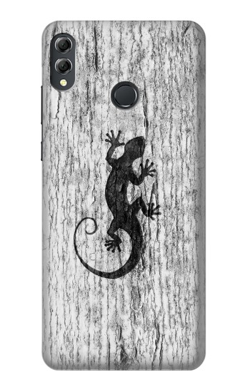 Printed Gecko Wood Graphics Printed Huawei Honor 8X Max Case