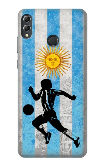 Printed Argentina Football Flag Huawei Honor 8X Max Case