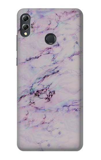 Printed Seamless Pink Marble Huawei Honor 8X Max Case