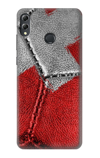Printed Switzerland Flag Vintage Football 2018 Huawei Honor 8X Max Case