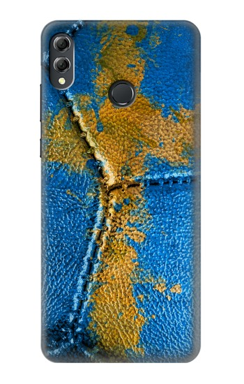 Printed Sweden Flag Vintage Football 2018 Huawei Honor 8X Max Case